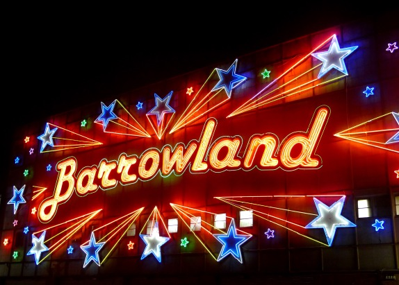 Barrowland © 16 Beasley St Photography