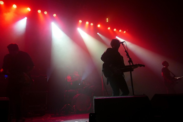 Glasvegas at o2 ABC Glasgow (Stag & Dagger) © 16 Beasley St Photography