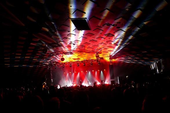 Glasvegas at Barrowland Glasgow © 16 Beasley St Photography
