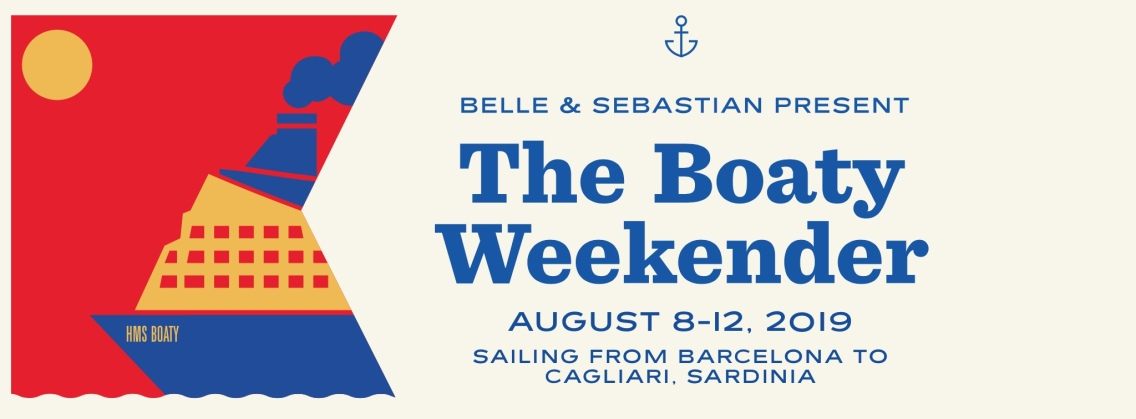 The Boaty Weekender