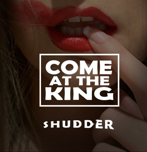 Come at the King Shudder sleeve artwork
