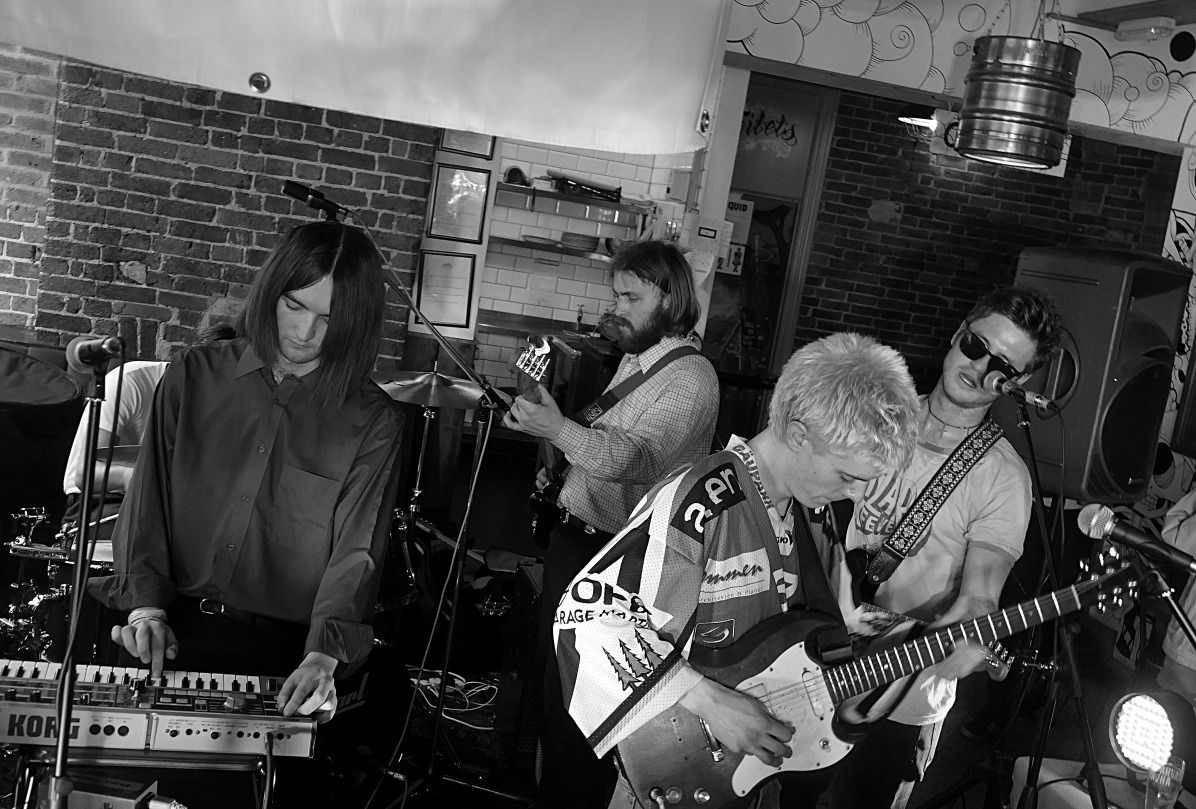 The Slaughter House Band © 16 Beasley St Photography