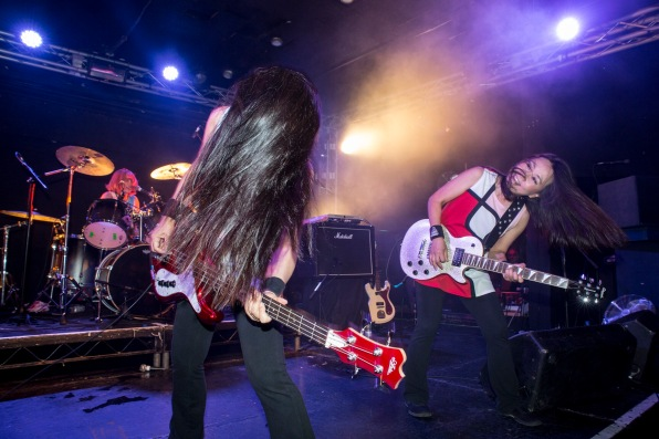 Shonen Knife © Hannah M Photography