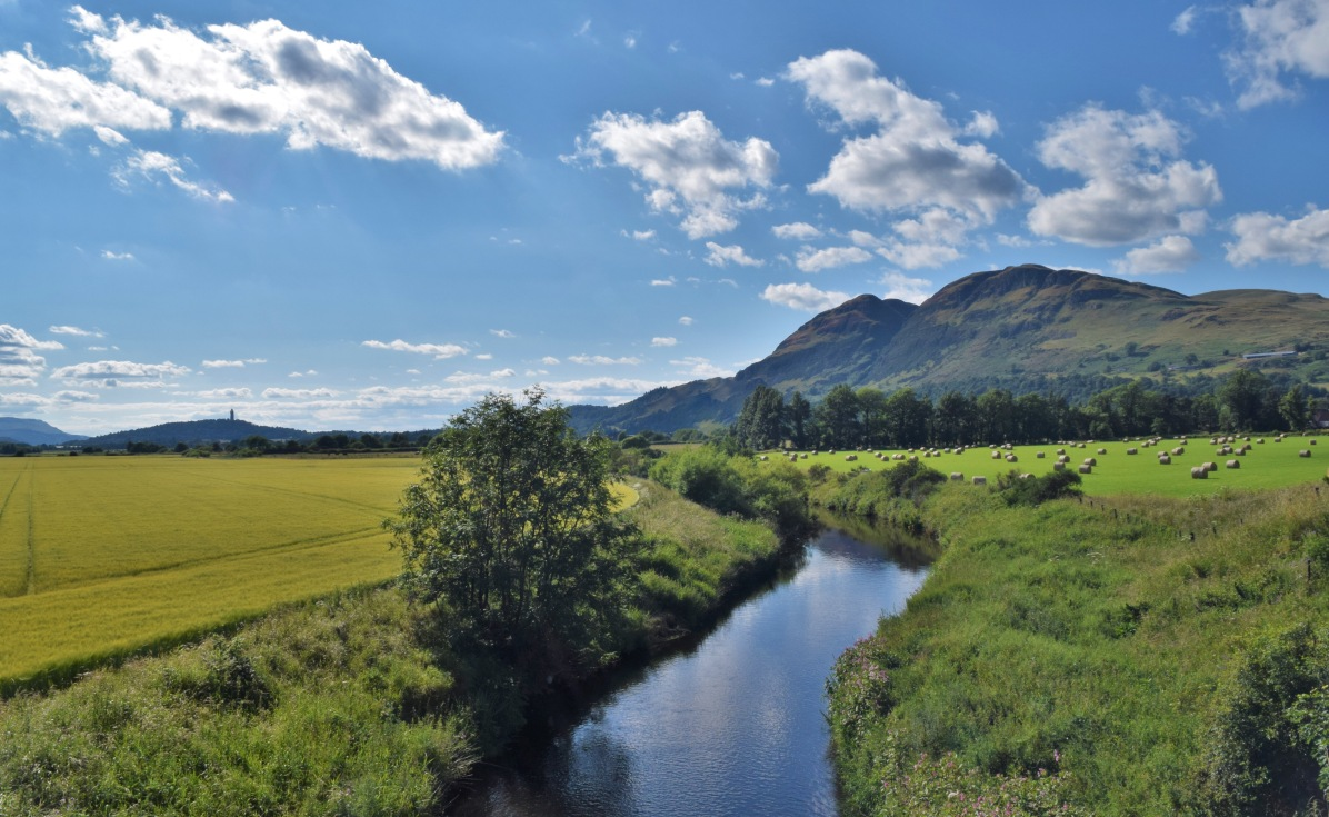 Ochil Hills © Alan Campbell Photography