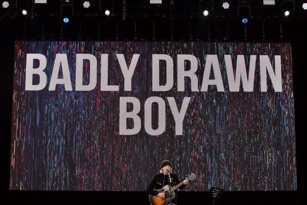 Badly Drawn Boy © 16 Beasley St Photography