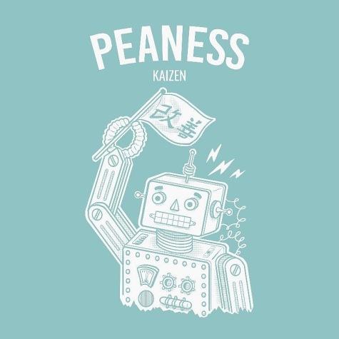 Peaness - Kaizen cover art