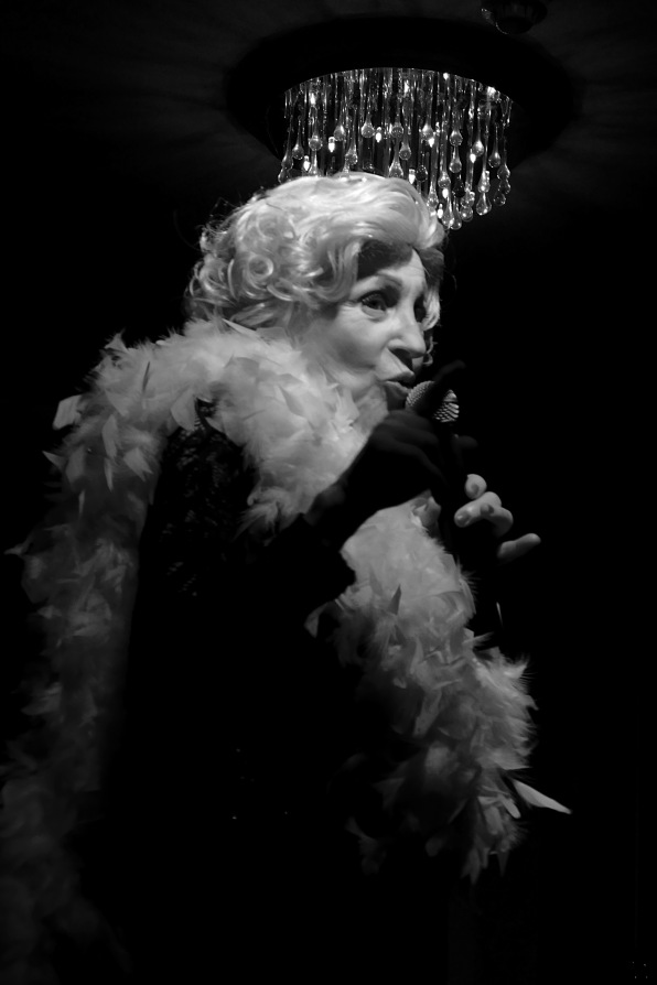 Dressing up Dietrich © 16 Beasley St